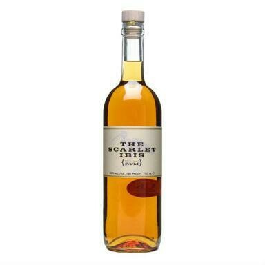 Scarlet Ibis Rum 750ml