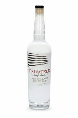 Privateer New England White Rum 750ml