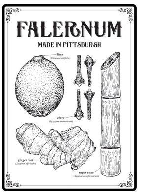 Maggie's Farm Falernum 750ml
