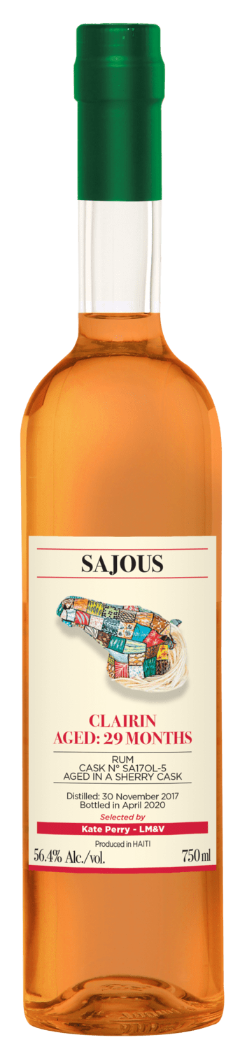 Clairin Sajous Aged - Sherry Cask