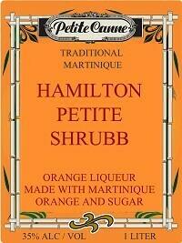 Hamilton Petite Shrubb 1L