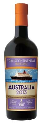 Transcontinental Rum Line - Australia 2013 (2021 Release)