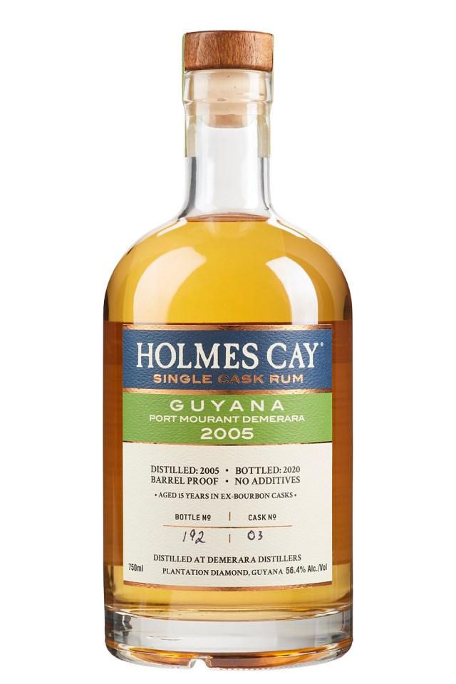 Holmes Cay - Guyana Port Mourant Demerara 2005