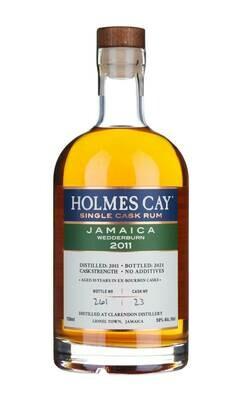 Holmes Cay - Jamaica Wedderburn 2011