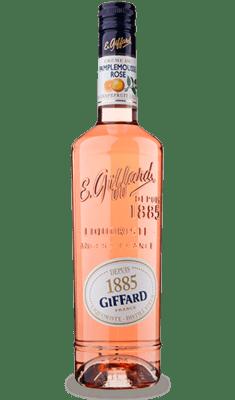 Giffard Crème de Pamplemousse rose (Pink Grapefruit)