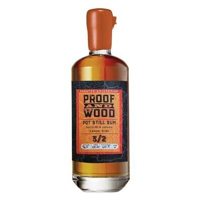 Proof and Wood Pot Still Rum