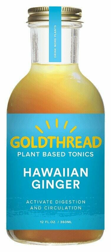 Goldthread Tonic - Hawaiian Ginger
