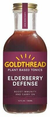 Goldthread Elderberry Defense
