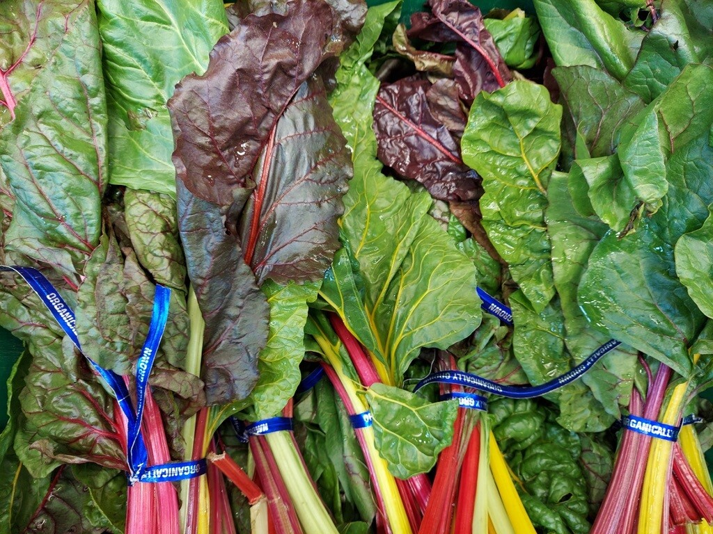 *Simple Gifts Farm SWISS CHARD BUNCHES