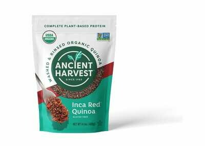 Ancient Harvest Inca Red Quinoa 14.4 oz