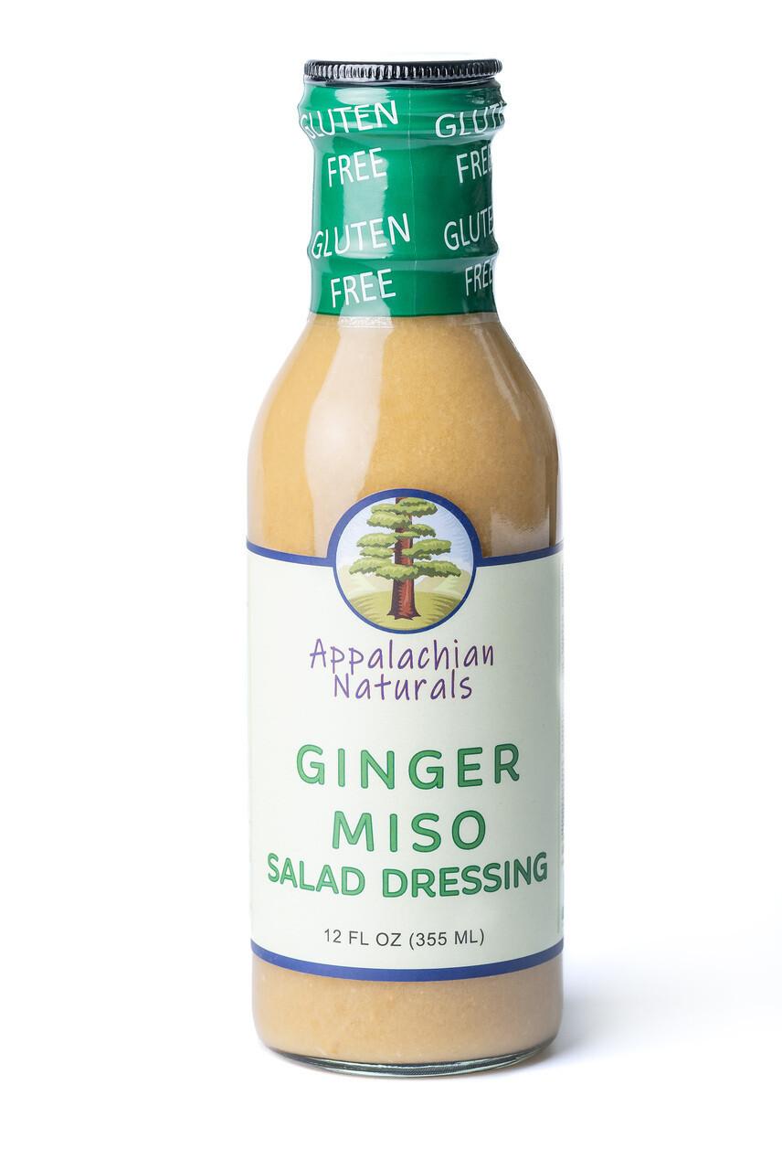 Appalachian Naturals Dressing - Ginger Miso