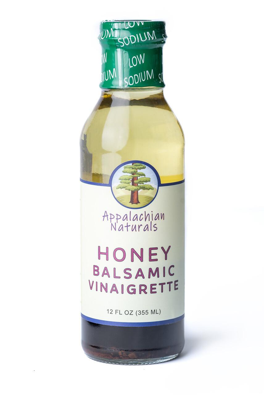 Appalachian Naturals Dressing - Honey Balsamic Vinaigrette