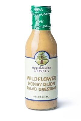 Appalachian Naturals Dressing - Wildflower Honey Dijon
