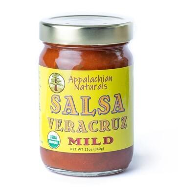 Appalachian Naturals Salsa Veracruz - Mild