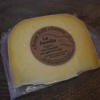 Chase Hill LA FAMILIA Cheese