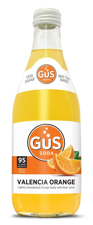 Gus Organic Soda - Valencia Orange
