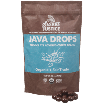 Sweet Justice Java Drops