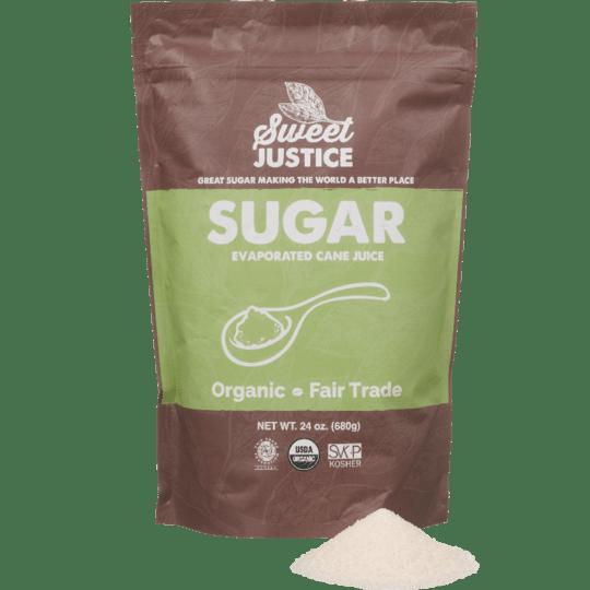 Sweet Justice Sugar