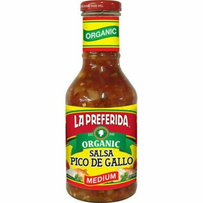 La Preferida Organic Salsa - Pico de Gallo
