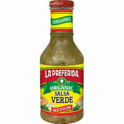 La Preferida Organic Salsa - Verde