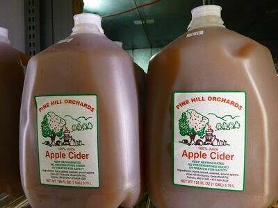 Pine Hill Orchards Apple Cider Gallon