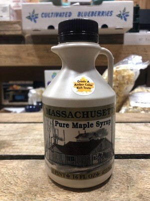 Pure Maple Syrup Amber Pint - 16 oz.