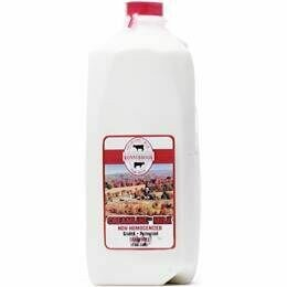 Ronnybrook Farm 1/2 Gallon Milk - Whole