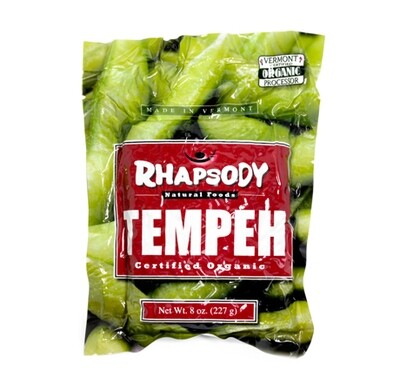 Rhapsody Tempeh, PLAIN