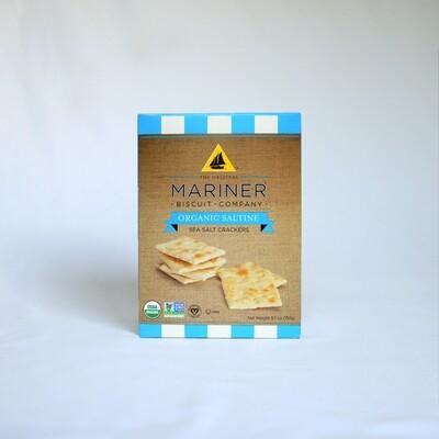Mariner Organic Saltine 5.5 Oz