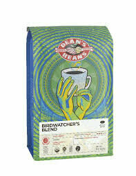 Dean's Beans Coffee - Birdwatcher's Blend (Medium, Whole Bean)