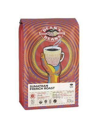 Dean's Beans Coffee - Sumatran French Roast