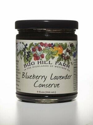 Bug Hill Farm Blueberry Lavender Conserve