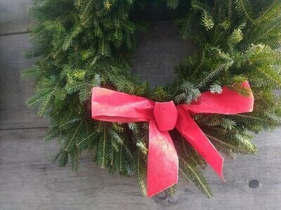 Pieropan Farm Large HOLIDAY WREATH