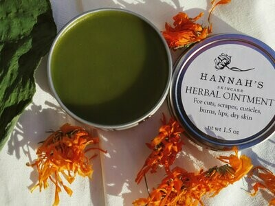 Hannah's Skincare Herbal Ointment