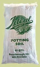 Ideal Compost Potting Soil 40 qt. bag