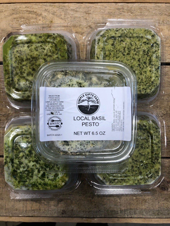Simple Gifts Basil Pesto 6.5 oz