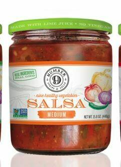Number 9 Salsa - Medium