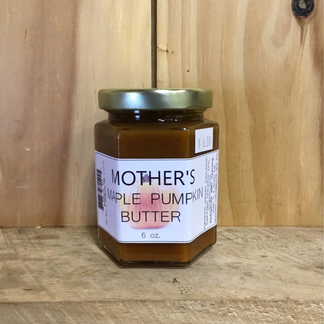 Mother's Maple Pumpkin Butter
