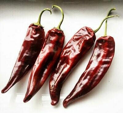 Kitchen Garden Dried Guajillo Peppers