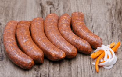 SGF Fresh Pork Chorizo Sausage