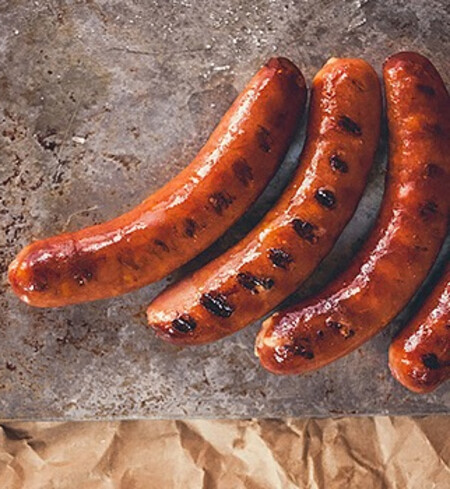 SGF Smoked Pork Kielbasa (links)