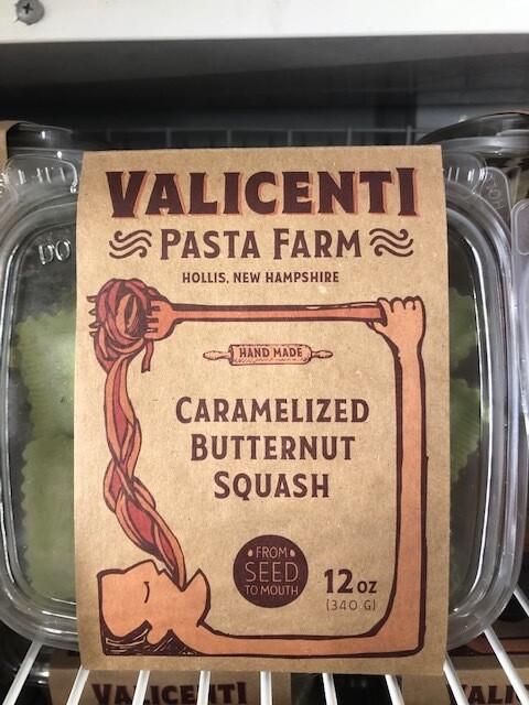 Valicenti Pasta Caramelized Butternut Squash