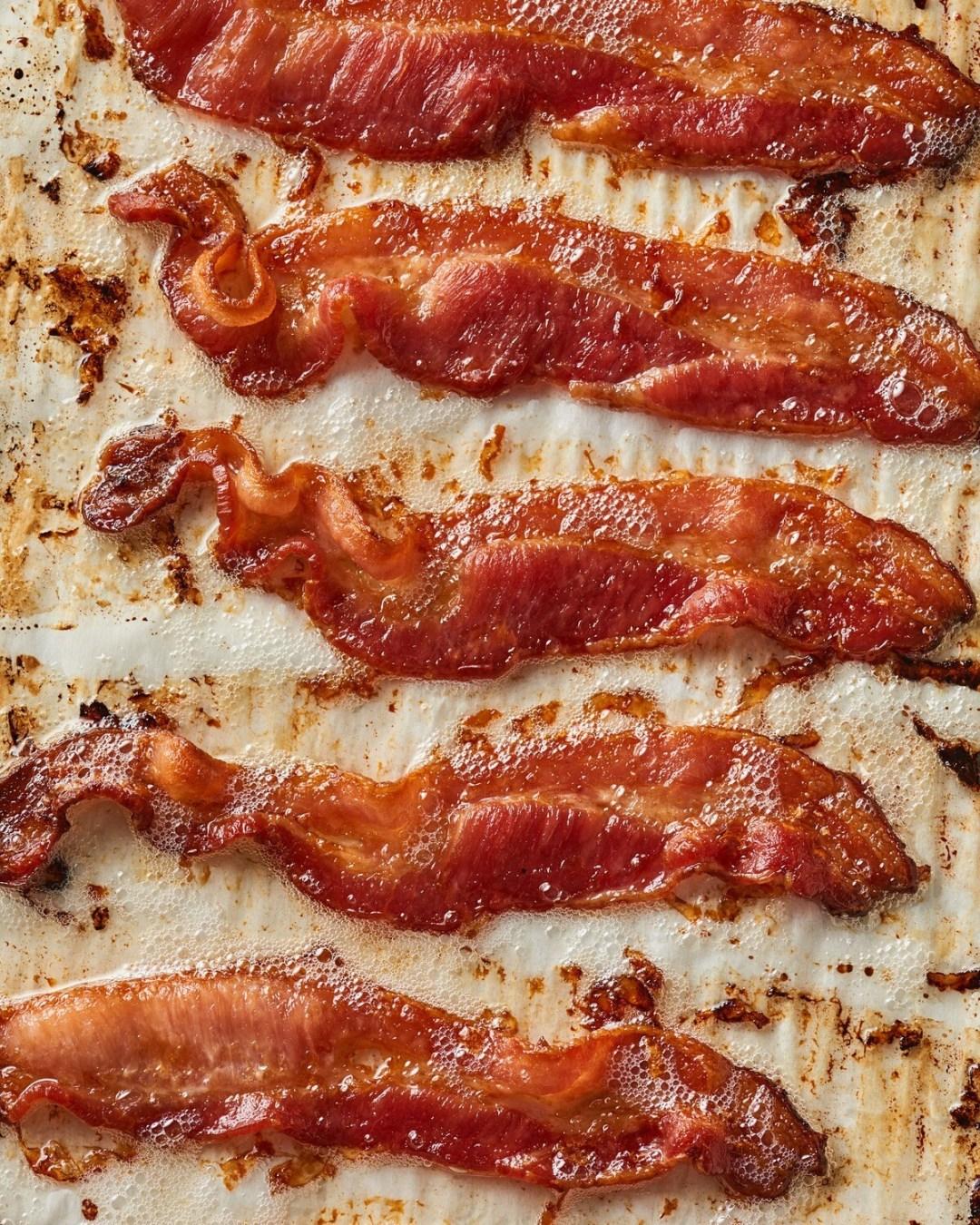SGF Uncured Maple Pork Bacon