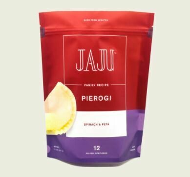 JAJU Pierogi - Spinach and Feta