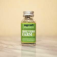 Free Verse Farm - Sage Salt 1.5 oz.