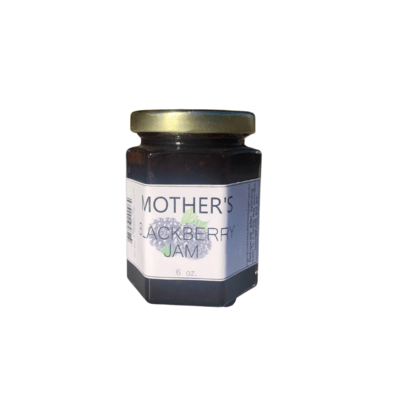 Mother's Blackberry Jam