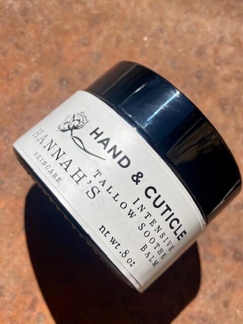 Hannah's Skincare Cuticle Balm