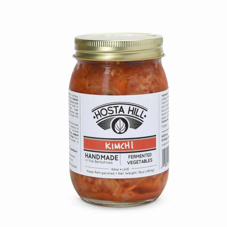 Hosta Hill Kimchi