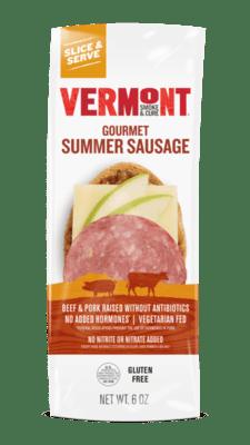Vermont Smoke Summer Sausage