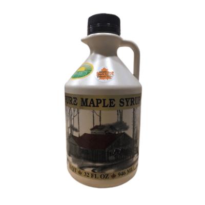 Pure Maple Syrup Quart - Dark